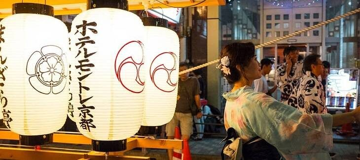 Festivals Of Kyoto