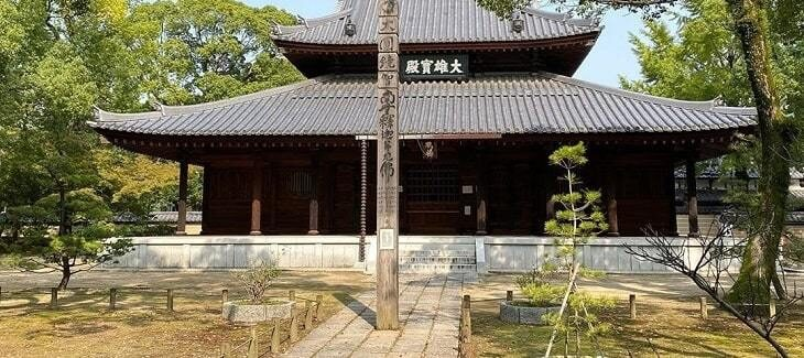 Shofukuji Temple – The onset of Zen Buddhism